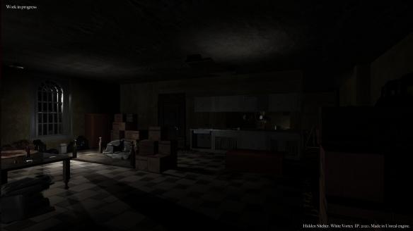 《隐藏的避难所》游戏截图7