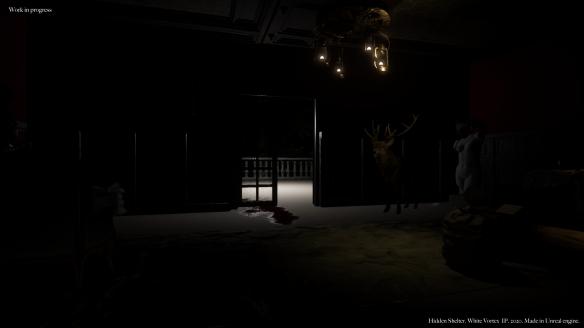 《隐藏的避难所》游戏截图3