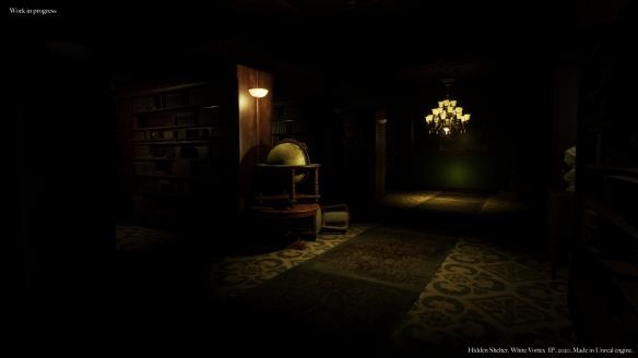 《隐藏的避难所》游戏截图2