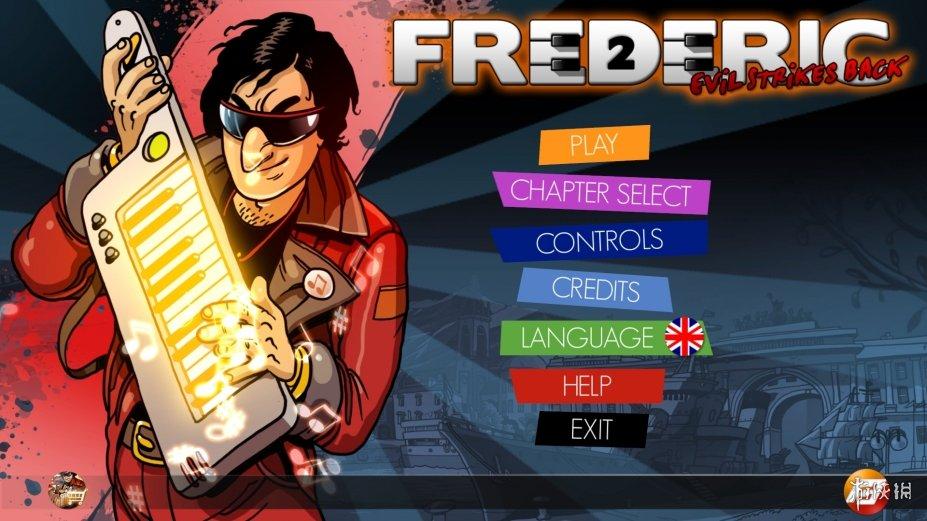 弗雷德里克:邪恶再临 免安装绿色中文版,弗雷德里克邪恶再临下载,弗雷德里克邪恶再临中文版下载