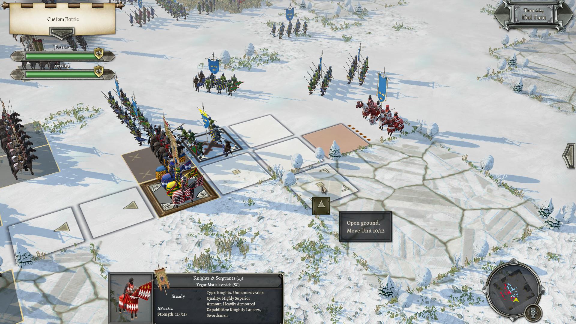 荣耀战场2:中世纪 免安装绿色版游戏截图4