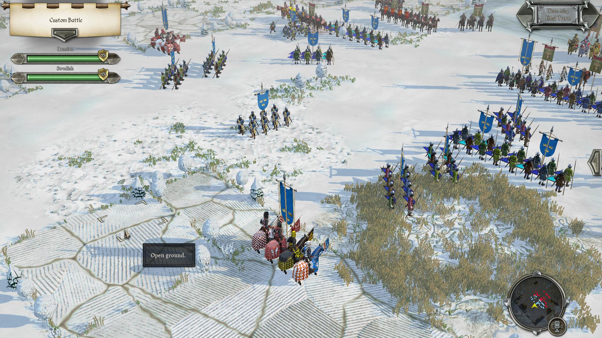 荣耀战场2:中世纪 免安装绿色版游戏截图2