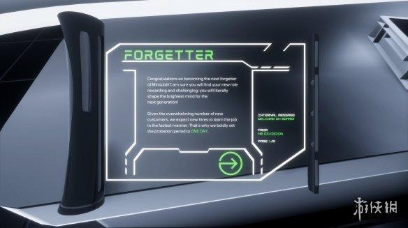 《遗忘工程师》游戏截图-2