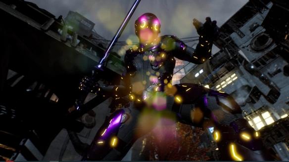 唯美格斗动作冒险游戏《生化武士》专题上线