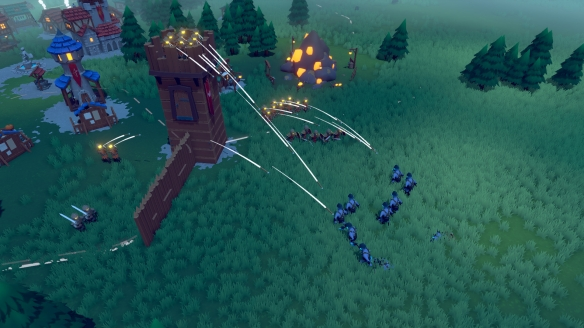 守卫你的城堡 即时战略游戏《Becastled》专题上线