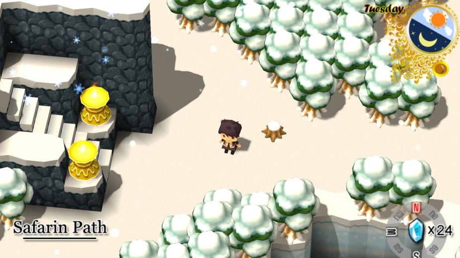 《冒险场4》游戏截图