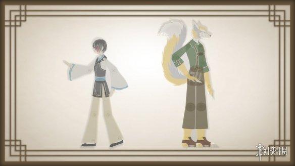 国产小制作兽人题材文字恋爱游戏《揭谛》专题上线