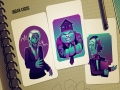 《都市卡牌》游戏截图-8小图