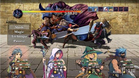 轻度Rogue角色扮演游戏《帕米尔传说》专题上线
