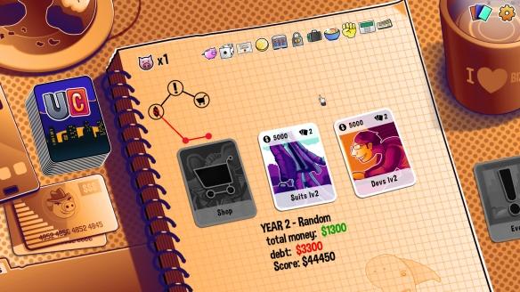 Roguelike卡牌构筑游戏《都市卡牌》专题上线