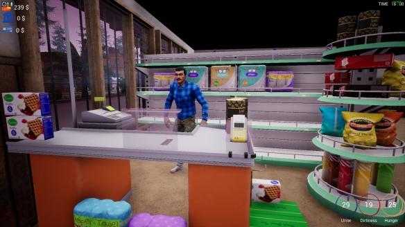 开放世界模拟经营游戏《交易员生活模拟器》专题上线
