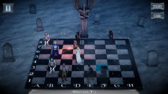 来下棋吧 3D策略战棋游戏《亡者之卒》专题上线