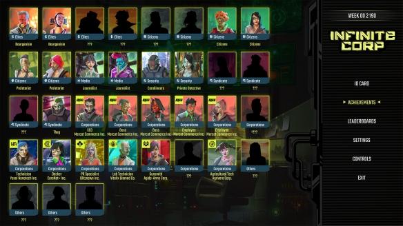 卡牌策略RPG游戏《无限集团:赛博朋克革命》专题上线