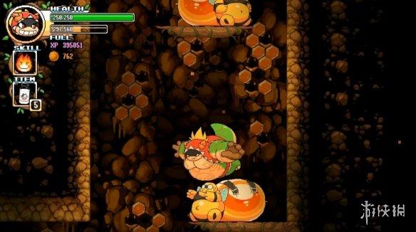 动作冒险休闲平台游戏《部落猎手》专题上线