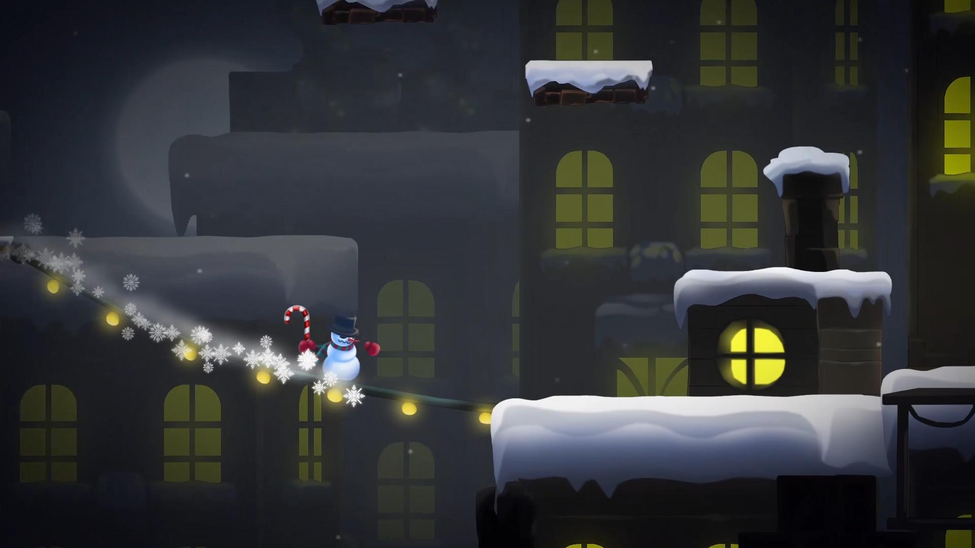 《炽热的雪》游戏截图-1
