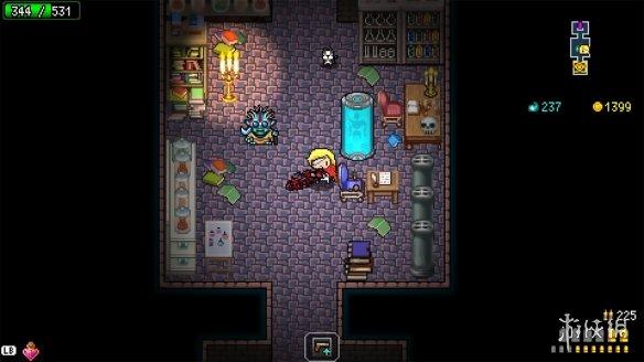 Roguelike动作射击游戏《炸裂树莓浆》专题上线