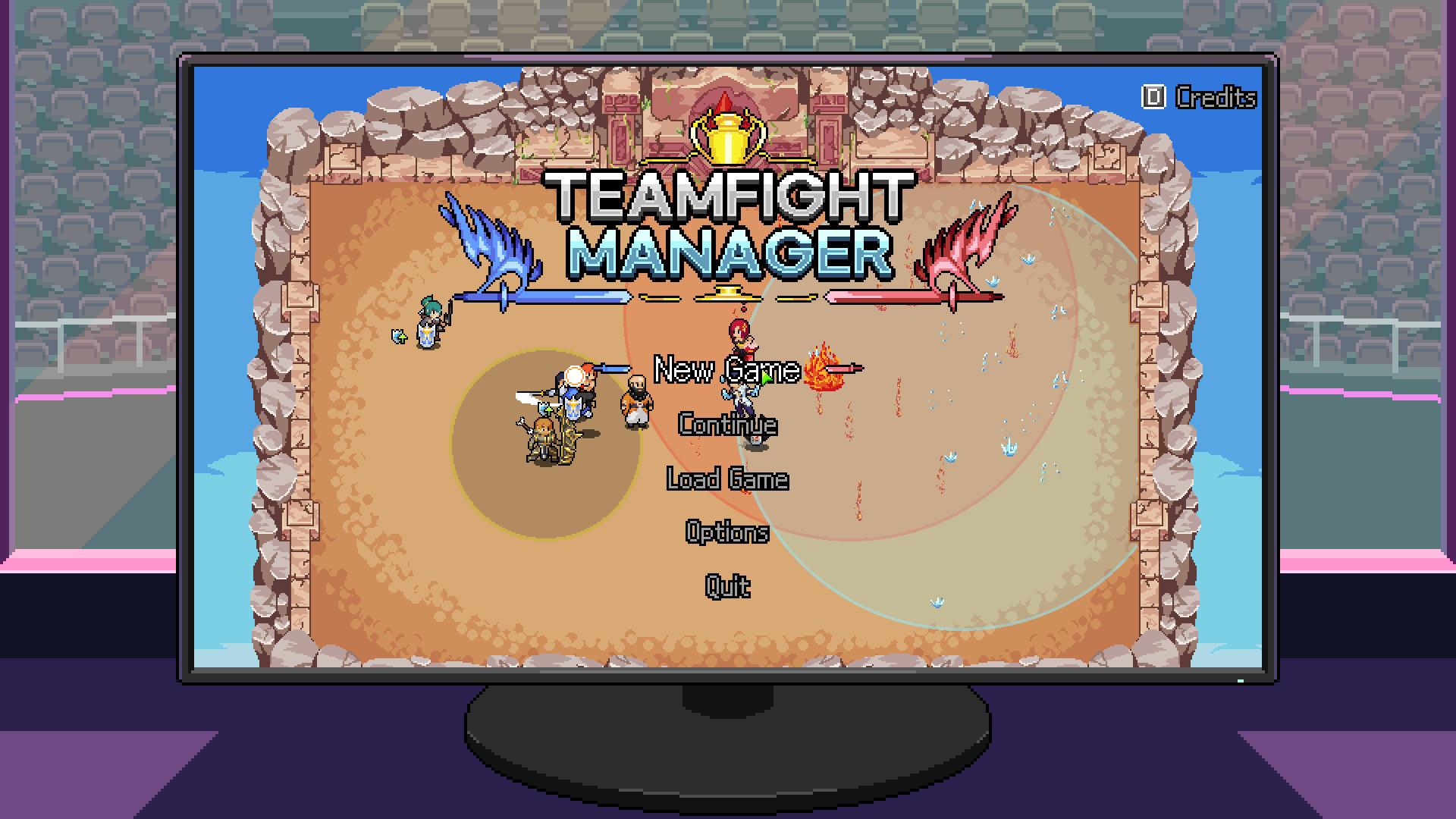 团战经理 Teamfight Manager