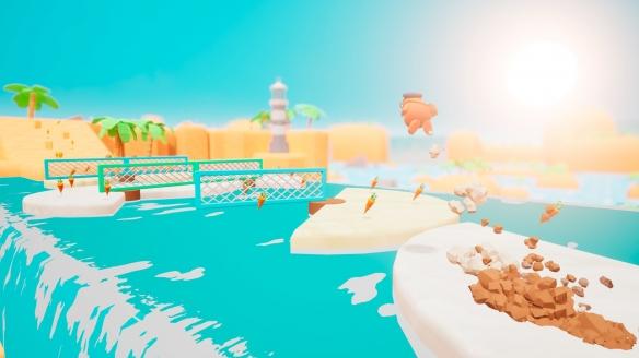 休闲3D冒险解谜游戏《鼹鼠邮递员》专题上线