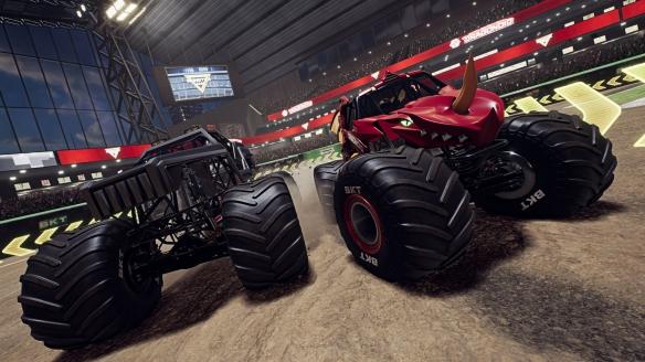 驾驶巨兽 赛车竞速游戏《怪物卡车钢铁巨人2》专题上线