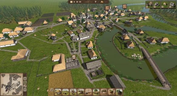 城镇建造模拟经营类游戏《Ostriv》游侠专题站上线