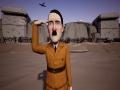 《清凉外夫大战纳粹僵尸》游戏截图-1