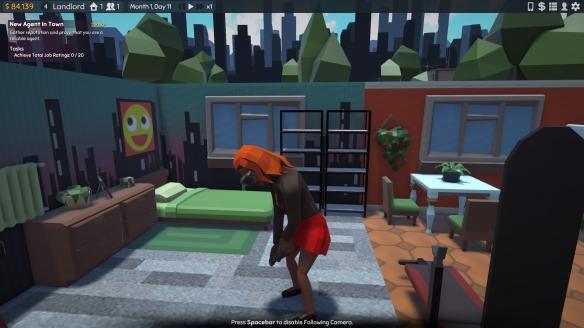 《租房达人:序幕篇章》游戏截图-2