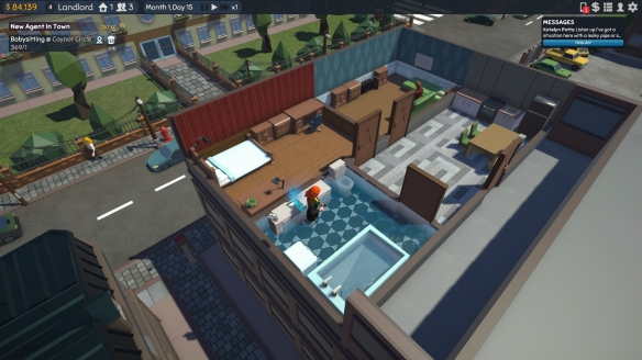 《租房达人:序幕篇章》游戏截图-1