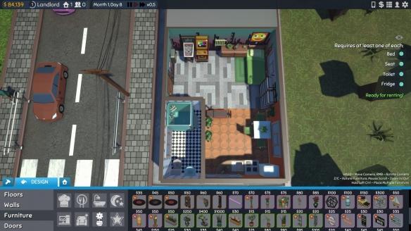 《租房达人:序幕篇章》游戏截图-3