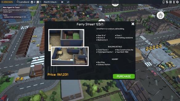 《租房达人:序幕篇章》游戏截图-4