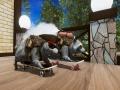 《被通缉的浣熊》游戏截图-1