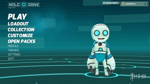 《Holodrive》游戏截图1