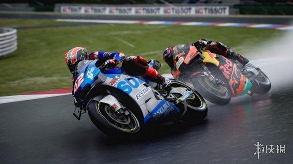 逐风快感 摩托竞速游戏《世界摩托大奖赛21》专题上线