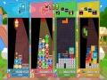 《噗哟噗哟俄罗斯方块2》游戏截图2-3小图