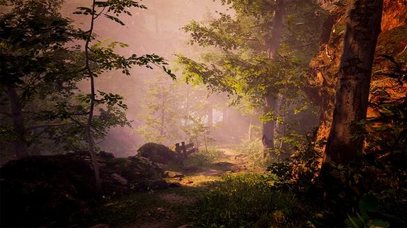 《传说中的森林》游戏截图2