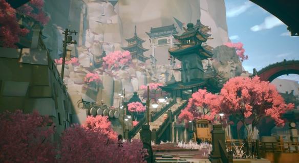《黄昏沉眠街》游戏截图
