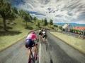 《环法自行车赛2021》游戏截图-5