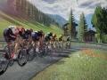 《环法自行车赛2021》游戏截图-1