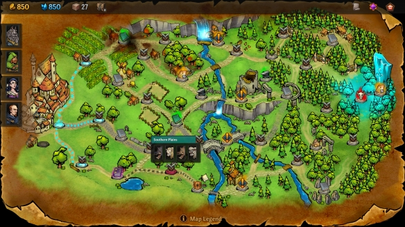 卡牌策略RPG游戏《横跨方尖碑》游侠专题站上线