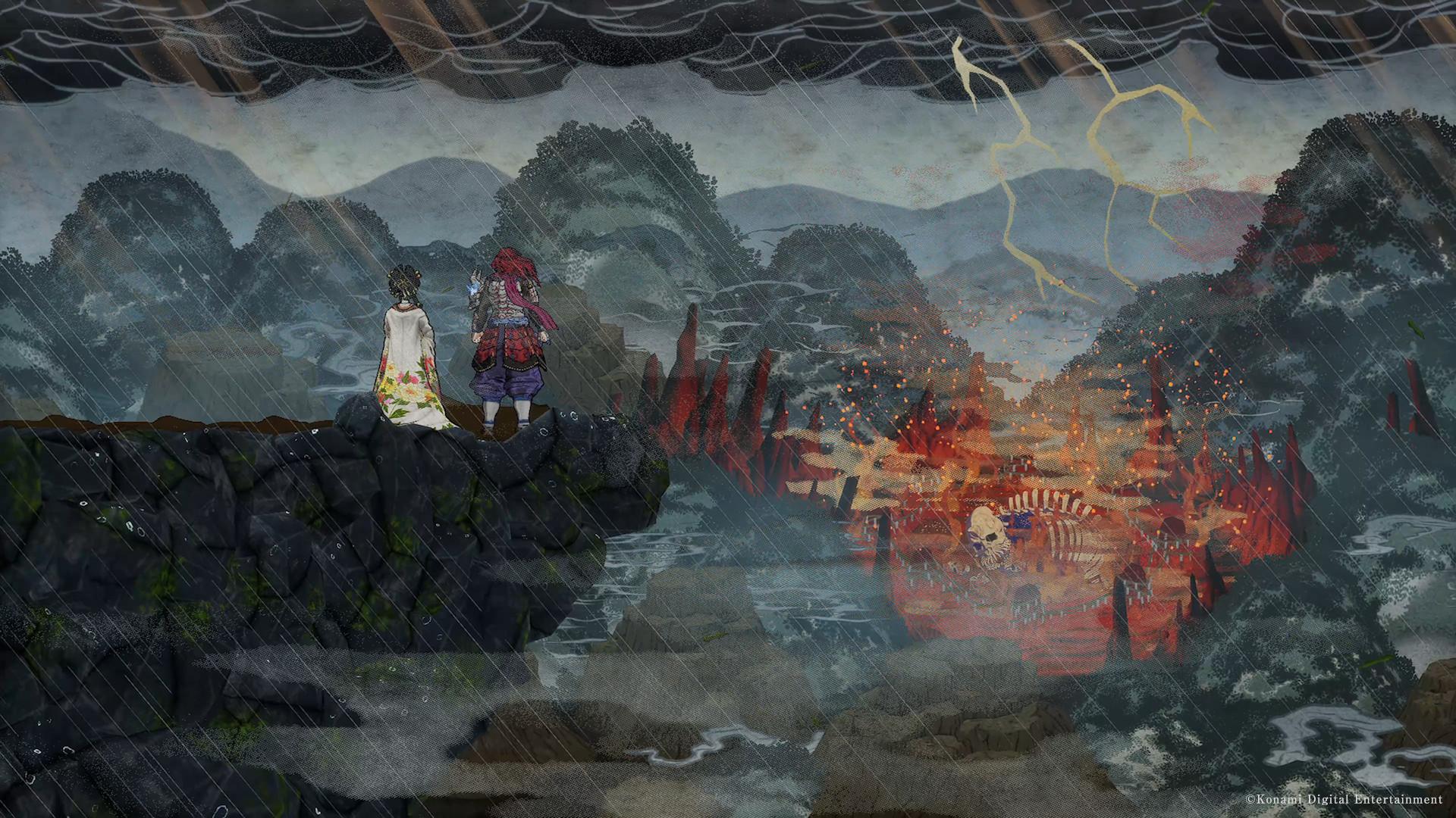 月风魔传:不死之月 GetsuFumaDen: Undying Moon