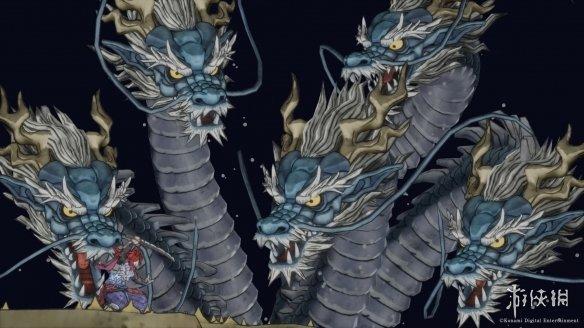 《月风魔传:不死之月》游戏截图-5