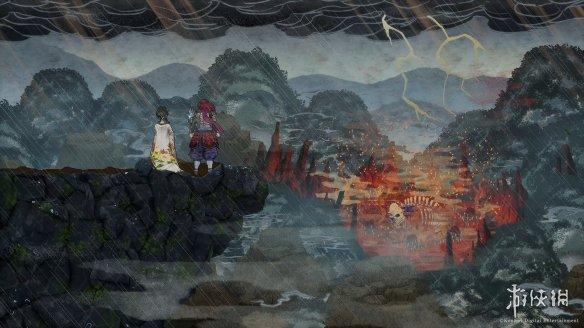 《月风魔传:不死之月》游戏截图-4
