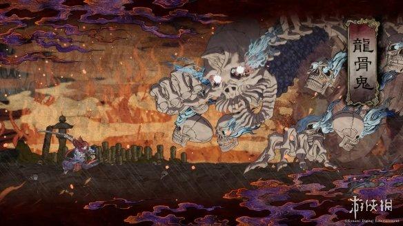 《月风魔传:不死之月》游戏截图-1