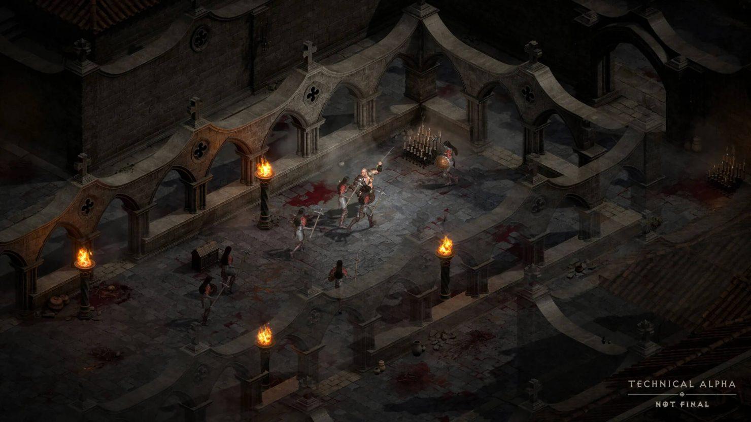暗黑破坏神2重制版/单机.局域网联机 Diablo II Remasterd