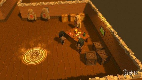 《神秘命运》游戏截图-3