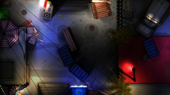 《罪恶街区》游戏截图-4