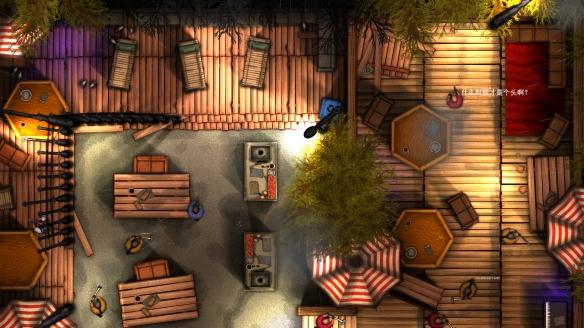 《罪恶街区》游戏截图-5