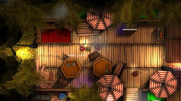 《罪恶街区》游戏截图-1
