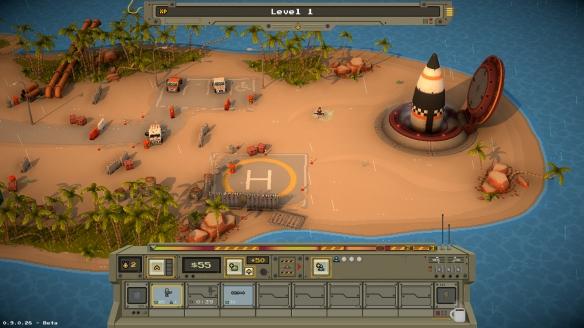 《小兵大战》游戏截图2
