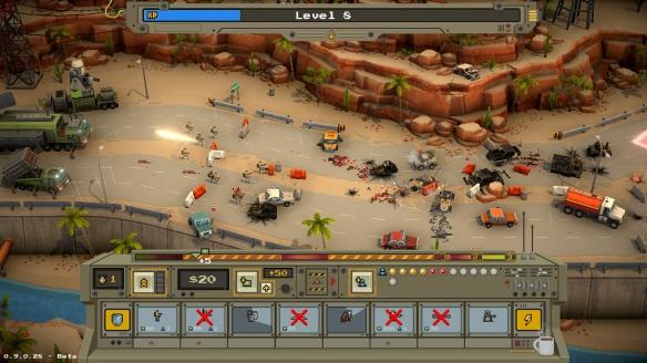 《小兵大战》游戏截图3