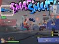 《DC超级英雄女孩 青春力量》游戏截图-6小图